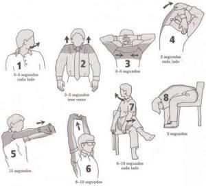 higuiene postural prevenir
