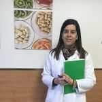 Susana Cervero González Dietista-Nutricionista de la clínica IMQ Zorrotzaurre