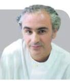 Javier Palacios, odontólogo IMQ