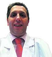 Antonio Pérez Llerandi especialista en Medicina General de IMQ
