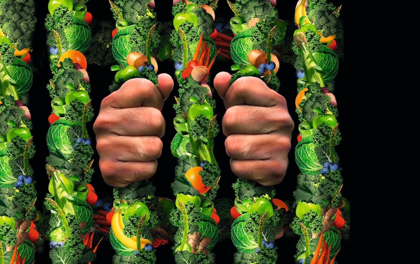 Ortorexia: obsesión por la comida sana