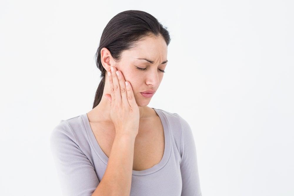 Bruxismo, el hábito de apretar los dientes