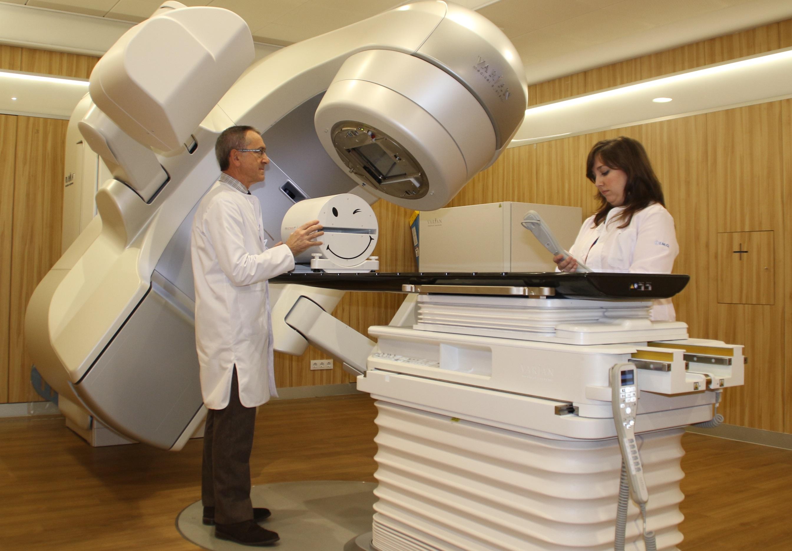 Acelerador lineal: tecnología de última generación contra el cáncer