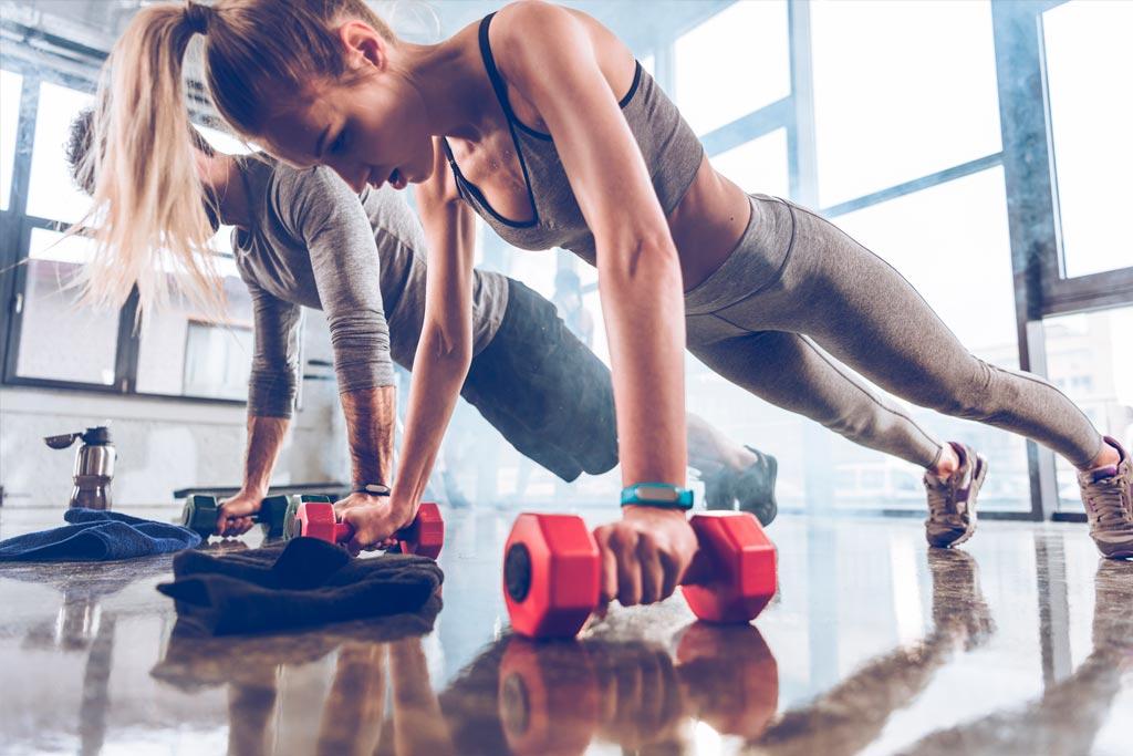 Cómo ir motivado al gimnasio