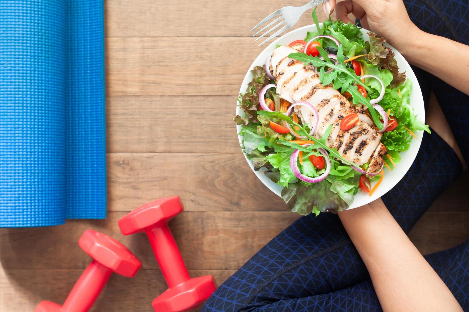 5 consejos para una adecuada nutrición deportiva