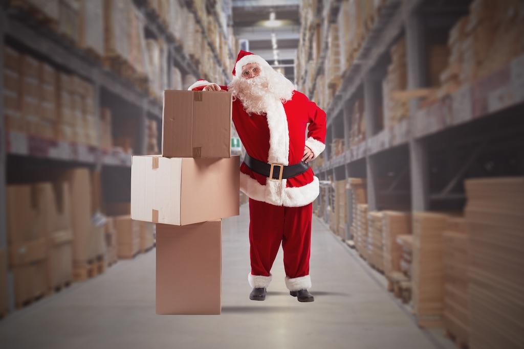 Empleo temporal para la campaña de Navidad