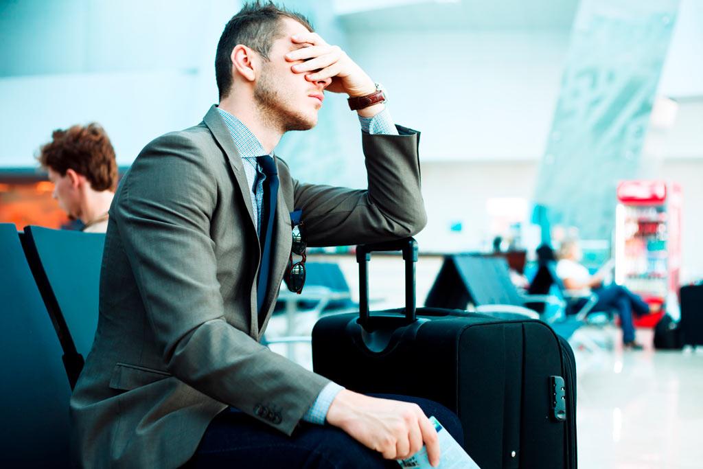 ¿Pueden los viajes de trabajo frecuentes afectar a tu salud?