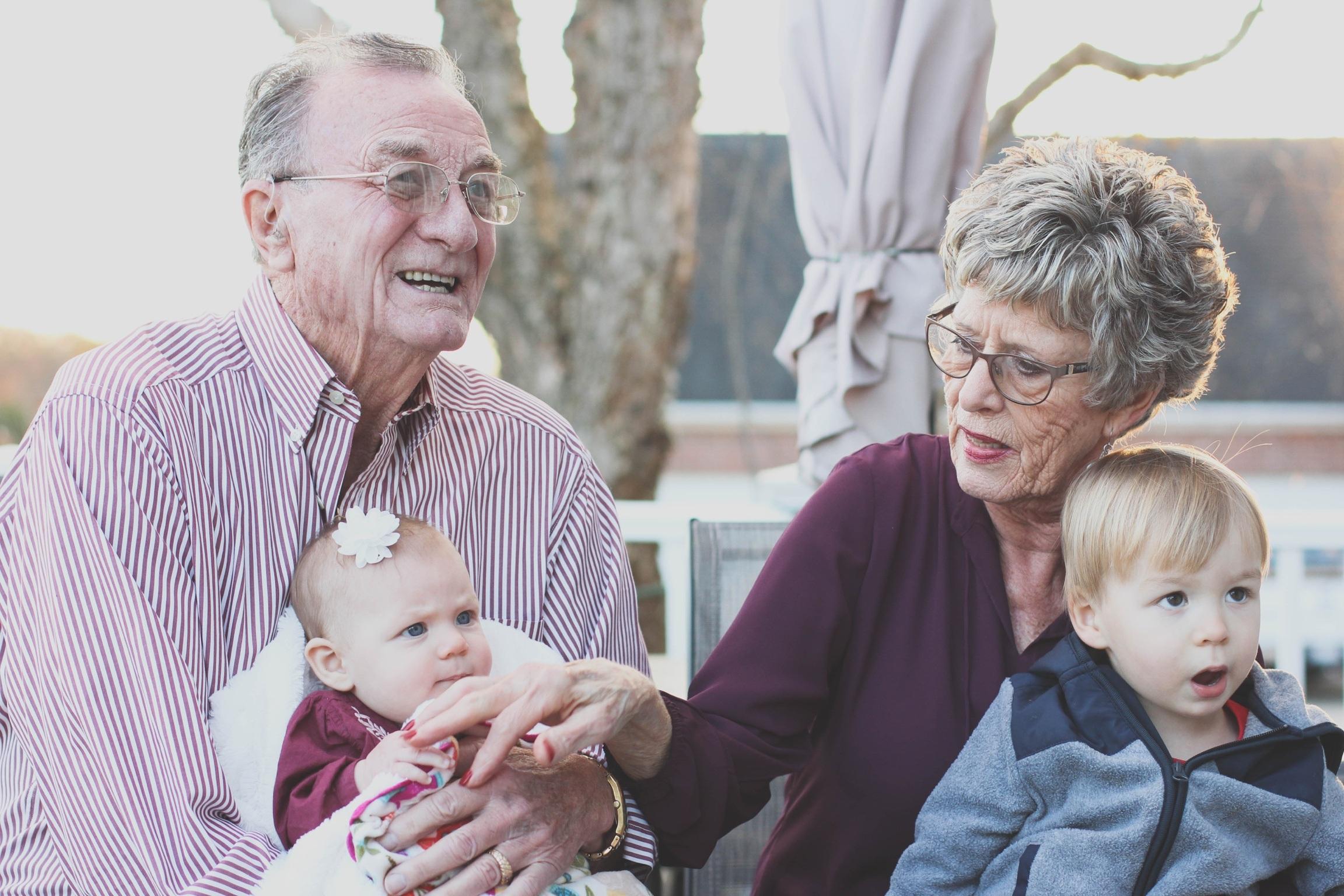 Alimentación en personas mayores: comer bien para vivir más