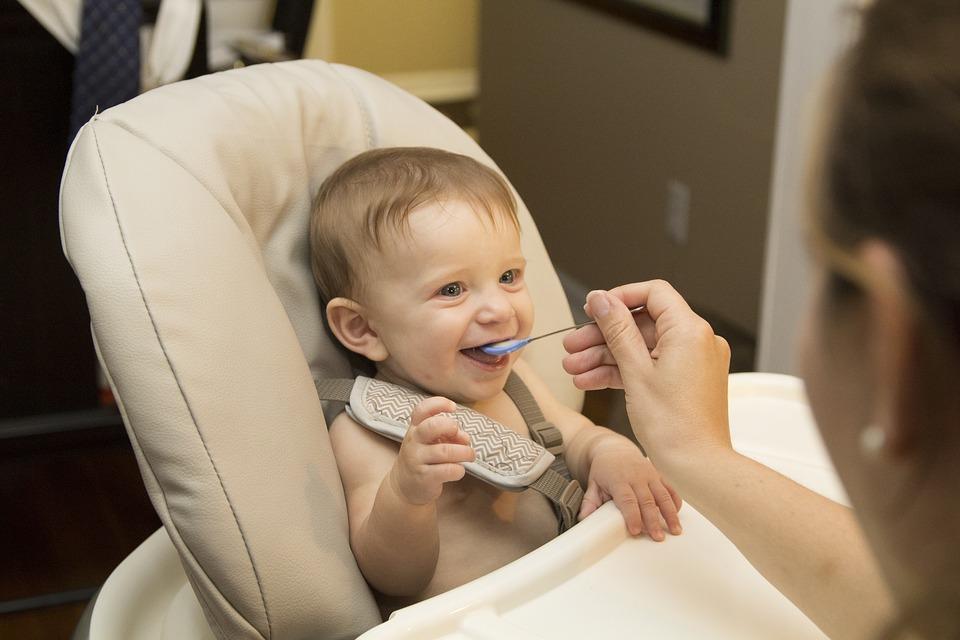 Alimentación infantil: la base de una buena salud