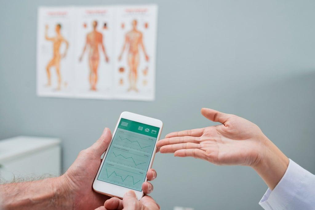Aplicaciones de salud: cuáles existen