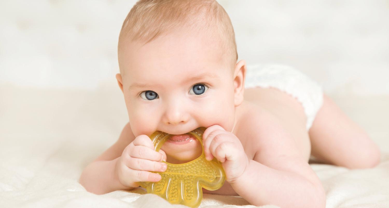 Los primeros dientes de tu bebé
