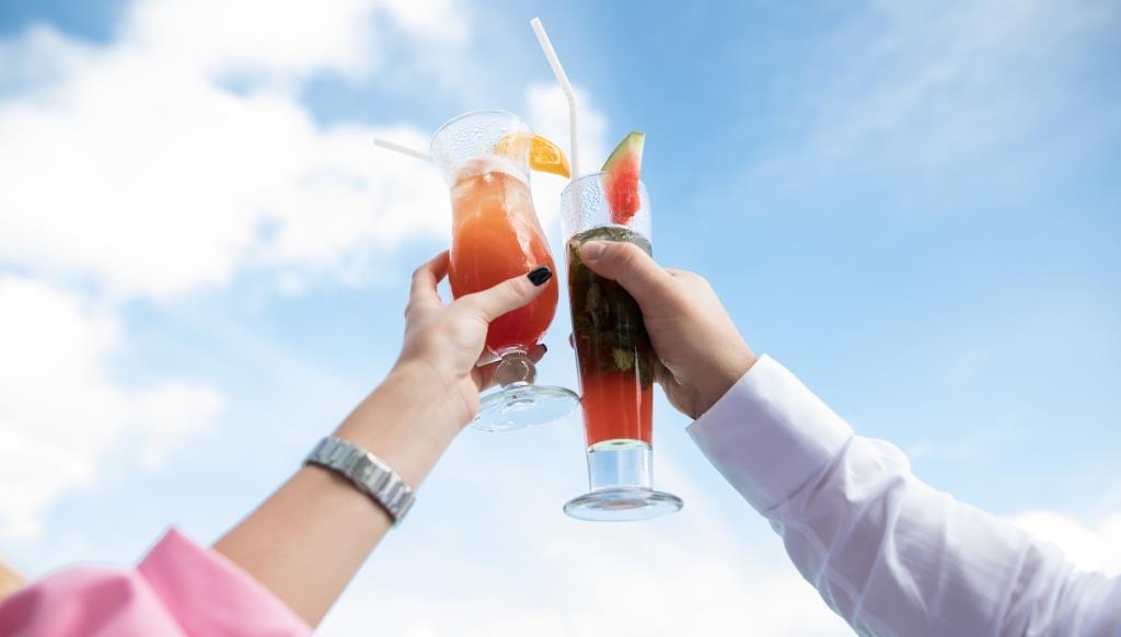 Seis bebidas alternativas al alcohol
