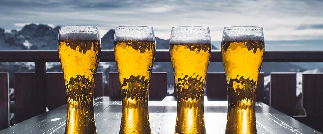 Lo sentimos, la cerveza no es buena para la salud