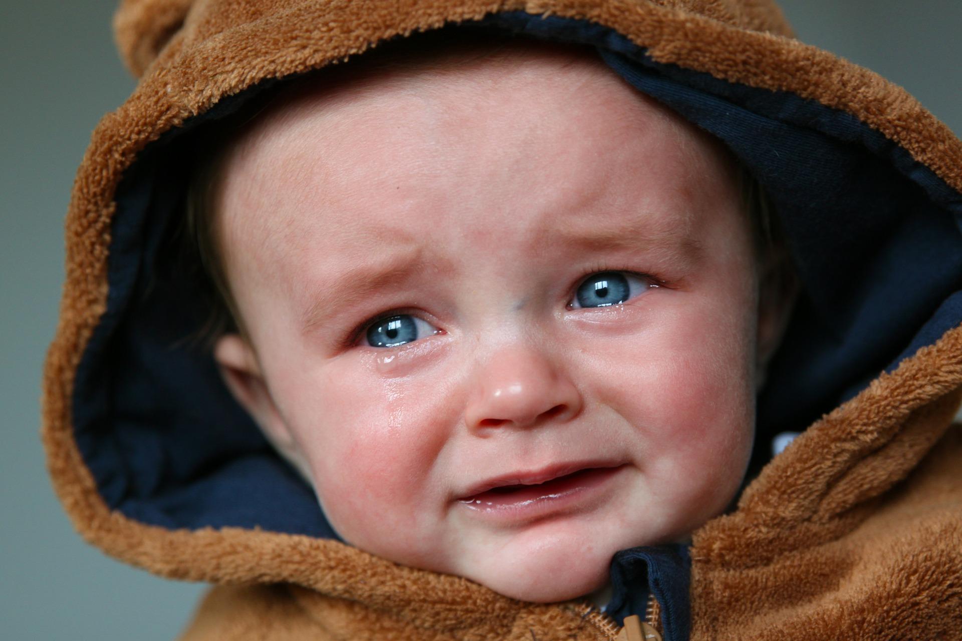 Cólicos del lactante: llanto inconsolable