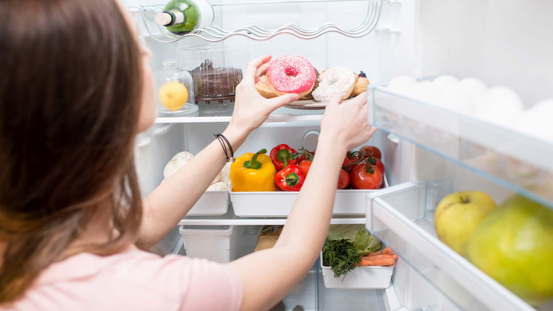 Consejos para evitar comer por ansiedad durante la cuarentena