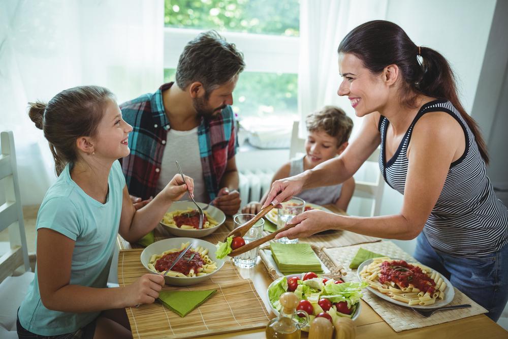 Consejos para comer sano en la cuarentena