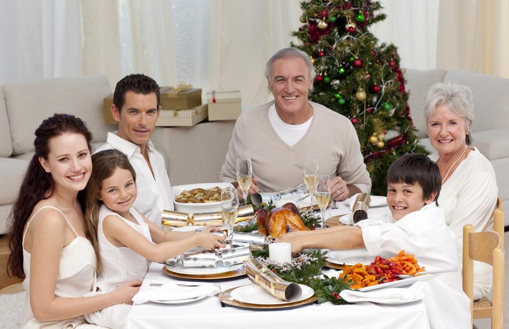 Los consejos para una Navidad saludable