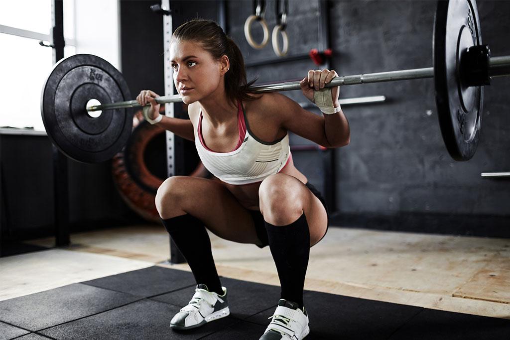 Ejercicios de crossfit para ponernos en forma y bajar de peso