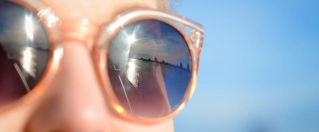 5 consejos para cuidar la vista en verano
