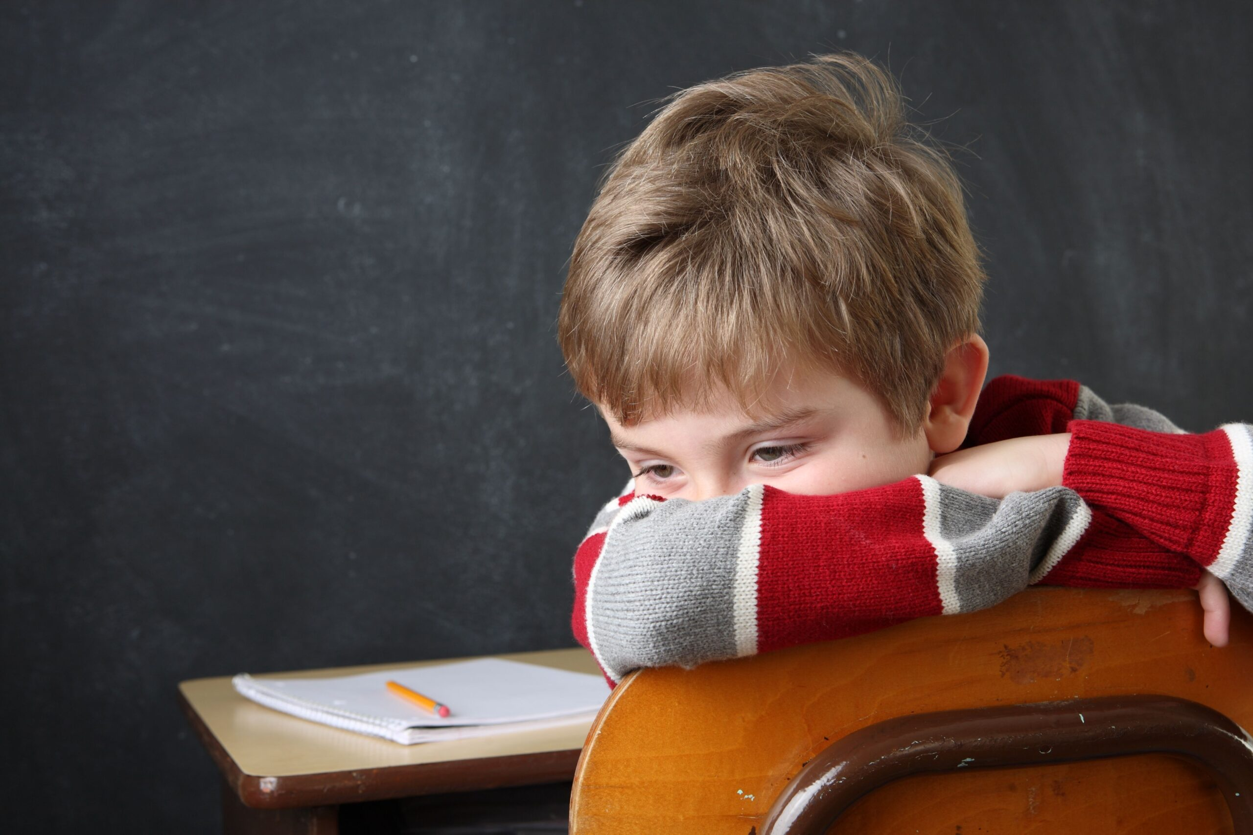 Déficit de atención en niños: las primeras señales de advertencia