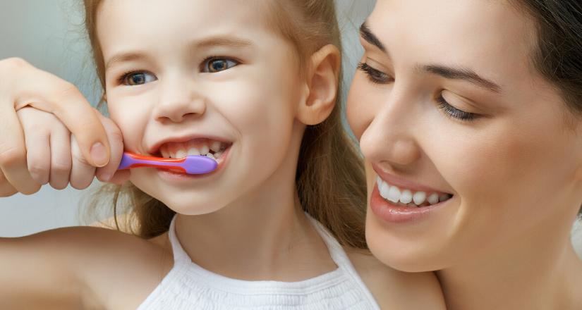 Importancia del cuidado de los dientes de leche