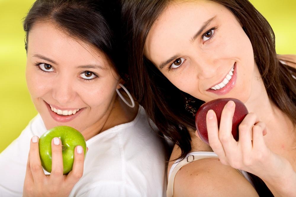 Alimentación para unos dientes sanos