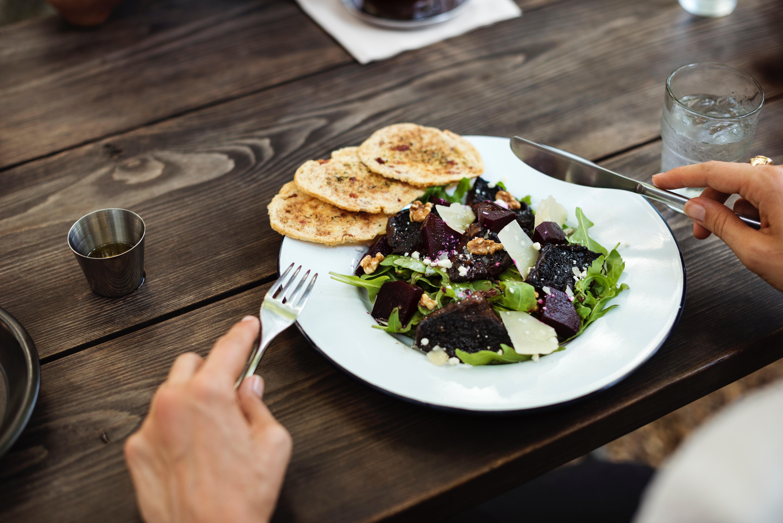 Dieta vegana ¿es saludable?