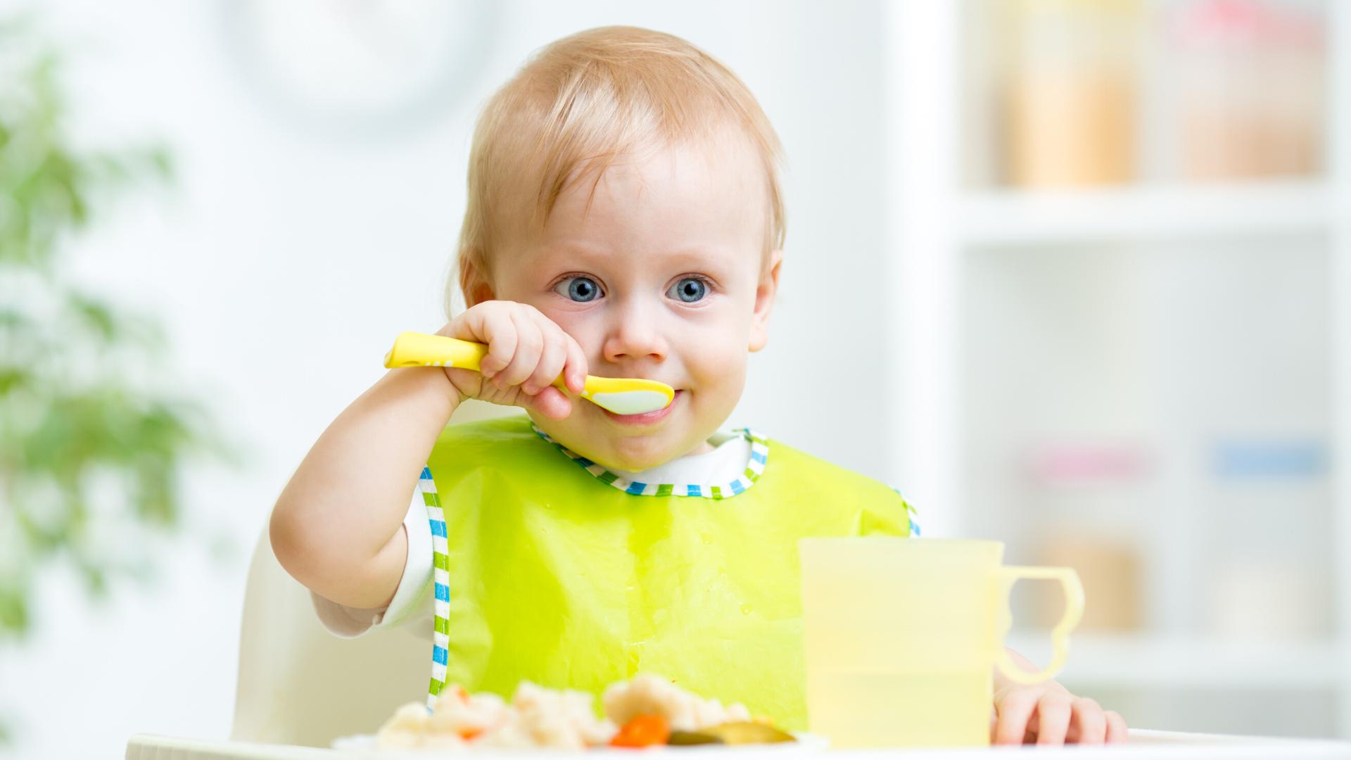 Dieta vegana en niños