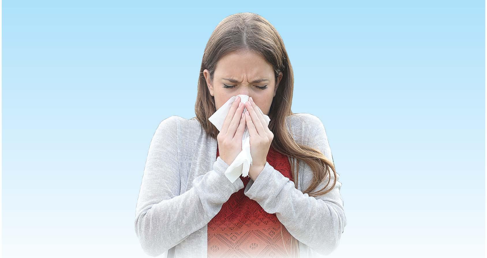 Gripe, COVID-19 y resfriado: ¿cómo se diferencian?