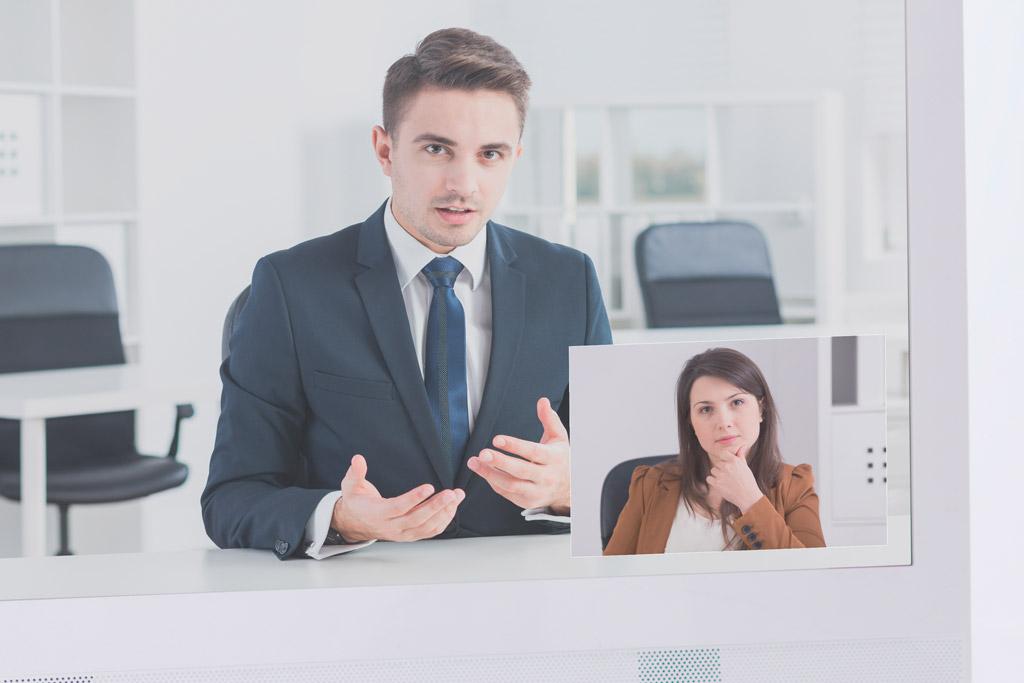 Cómo hacer una entrevista de trabajo por Skype