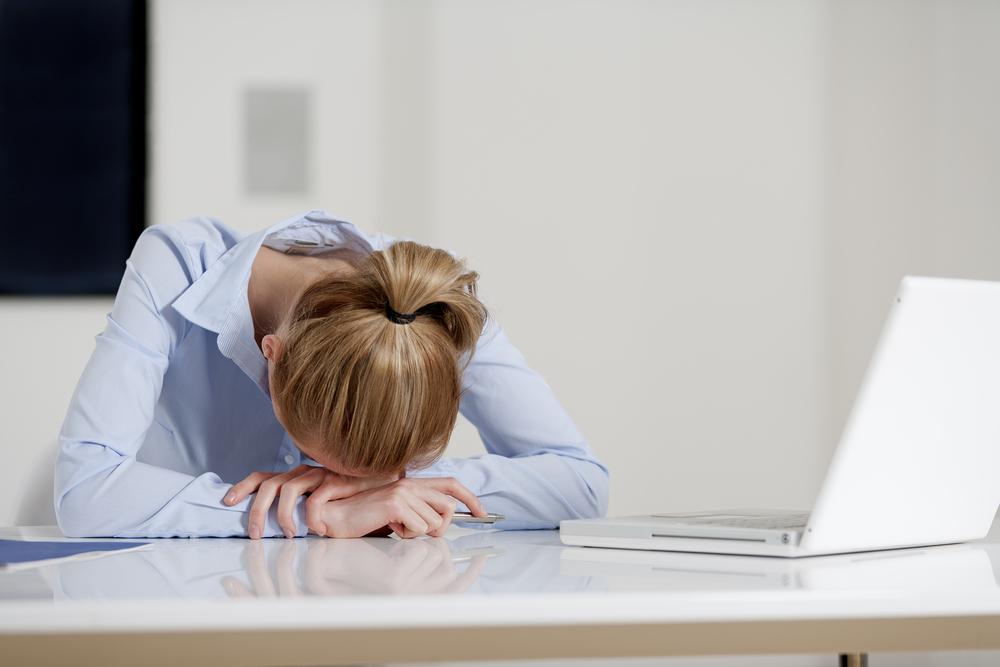 Estrés laboral: querer tenerlo todo bajo control