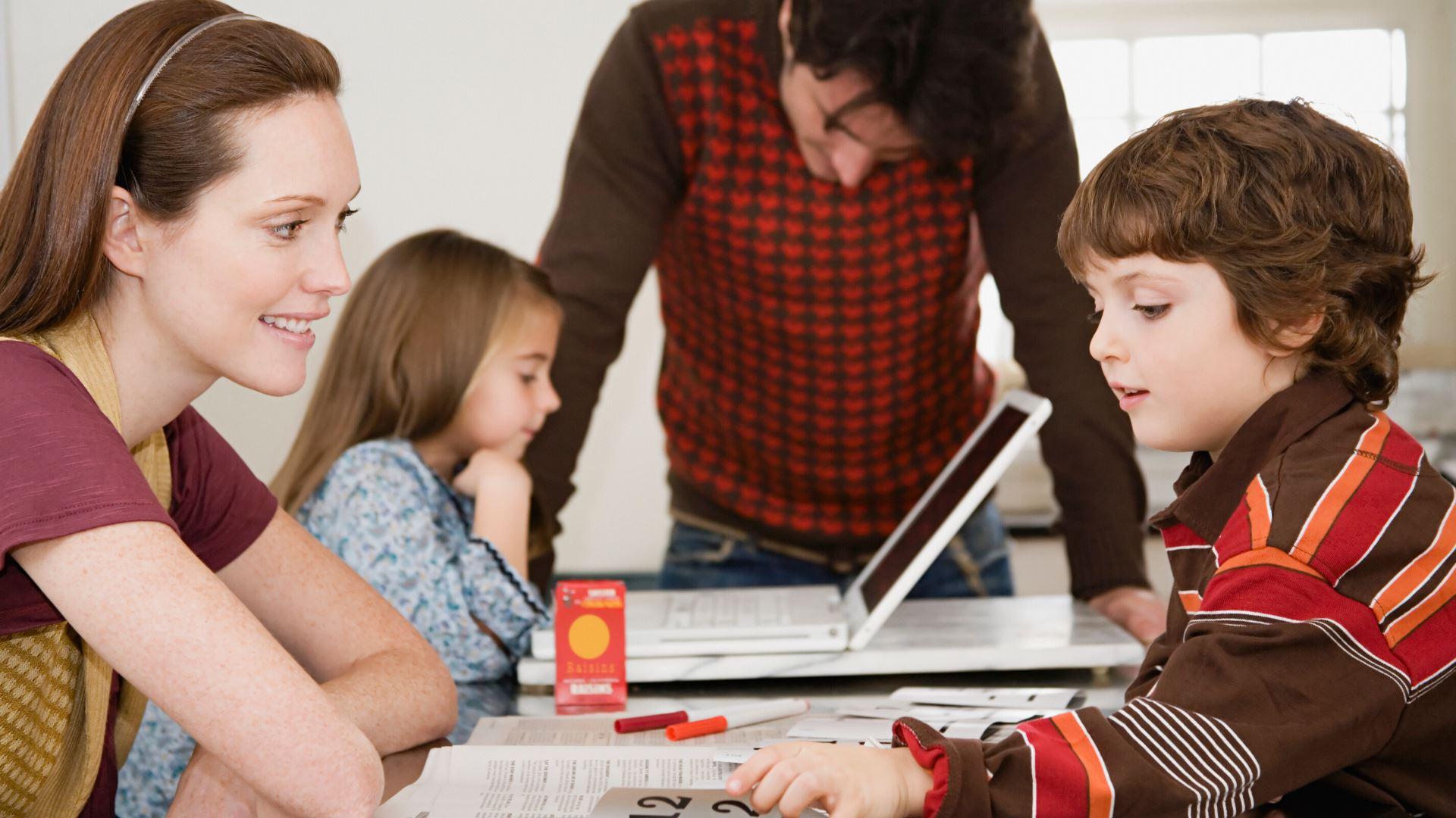 Ayudar a los niños a gestionar el estrés durante la cuarentena