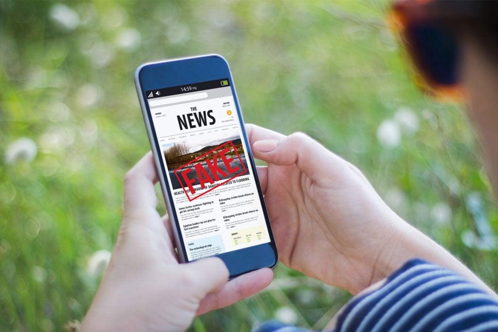 Alerta de fake news en la salud