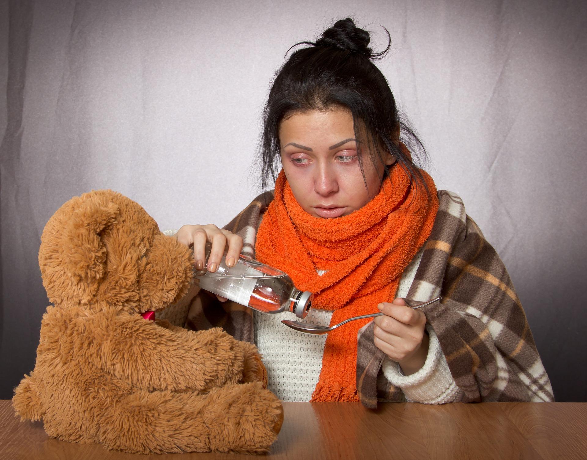 La gripe y el resfriado: cómo diferenciar y poner remedio