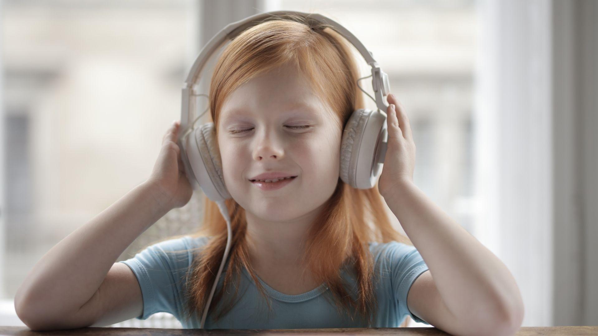 Musicoterapia: música para niños hiperactivos