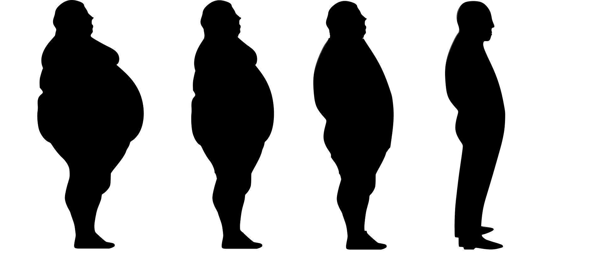 Obesidad, causas y síntomas asociados
