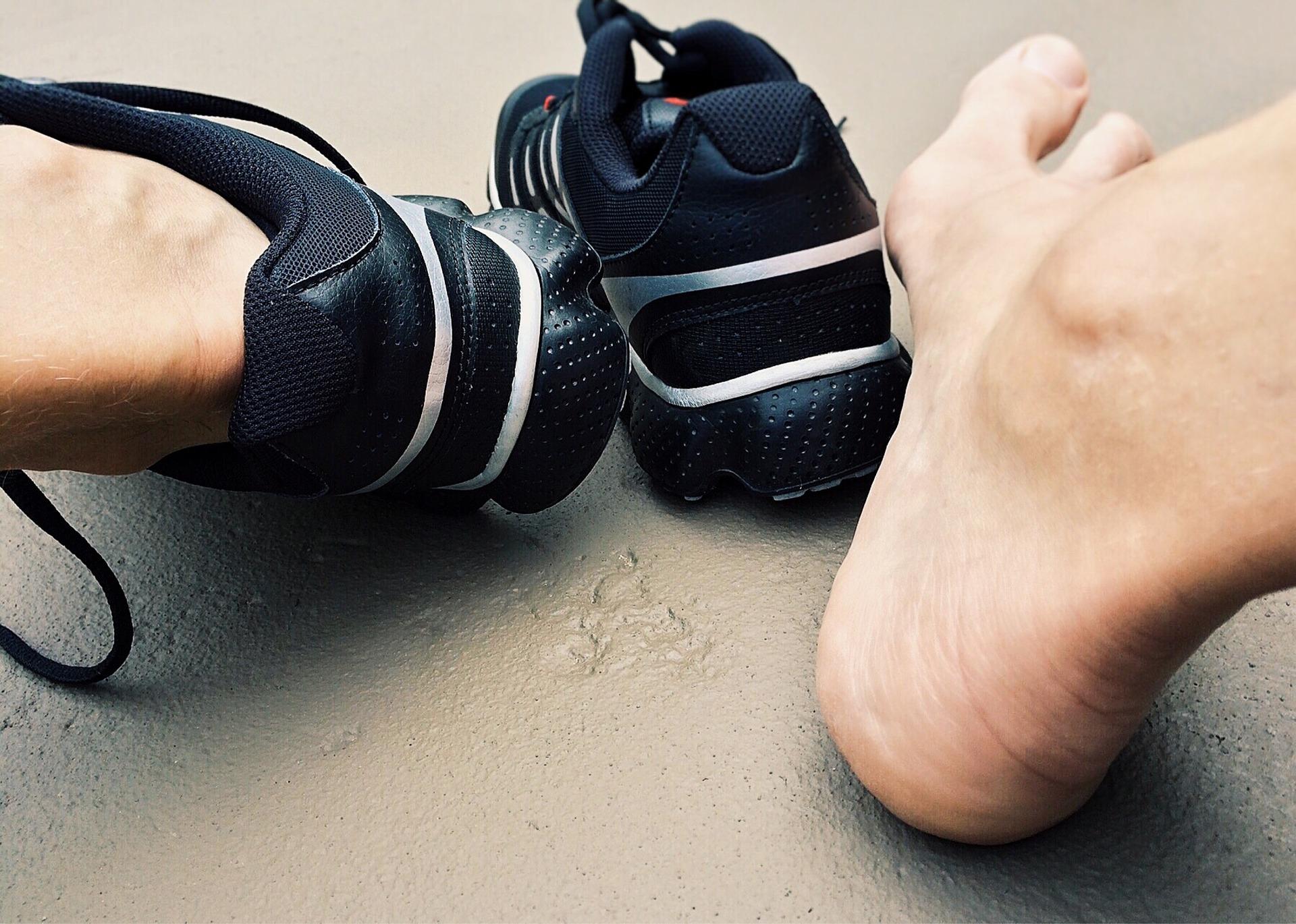 Pie de atleta: molestos hongos en los pies