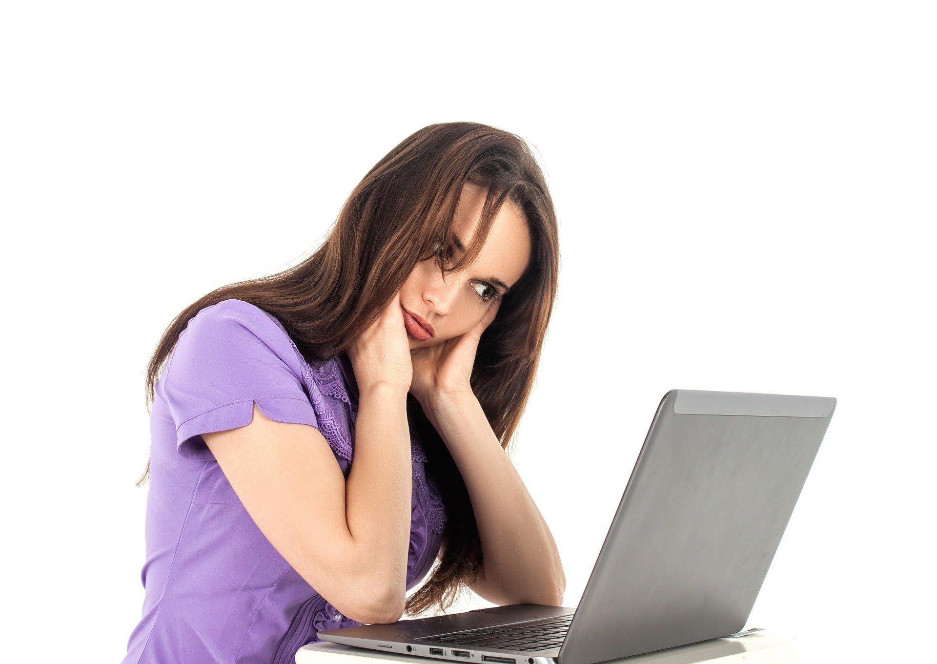 Higiene postural ante el ordenador