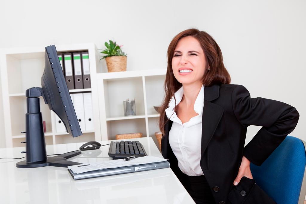 Posturas corporales en el trabajo: cuáles son mejores