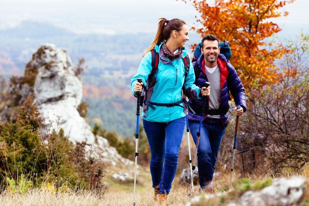 Jornada de senderismo en los principales montes de Euskadi