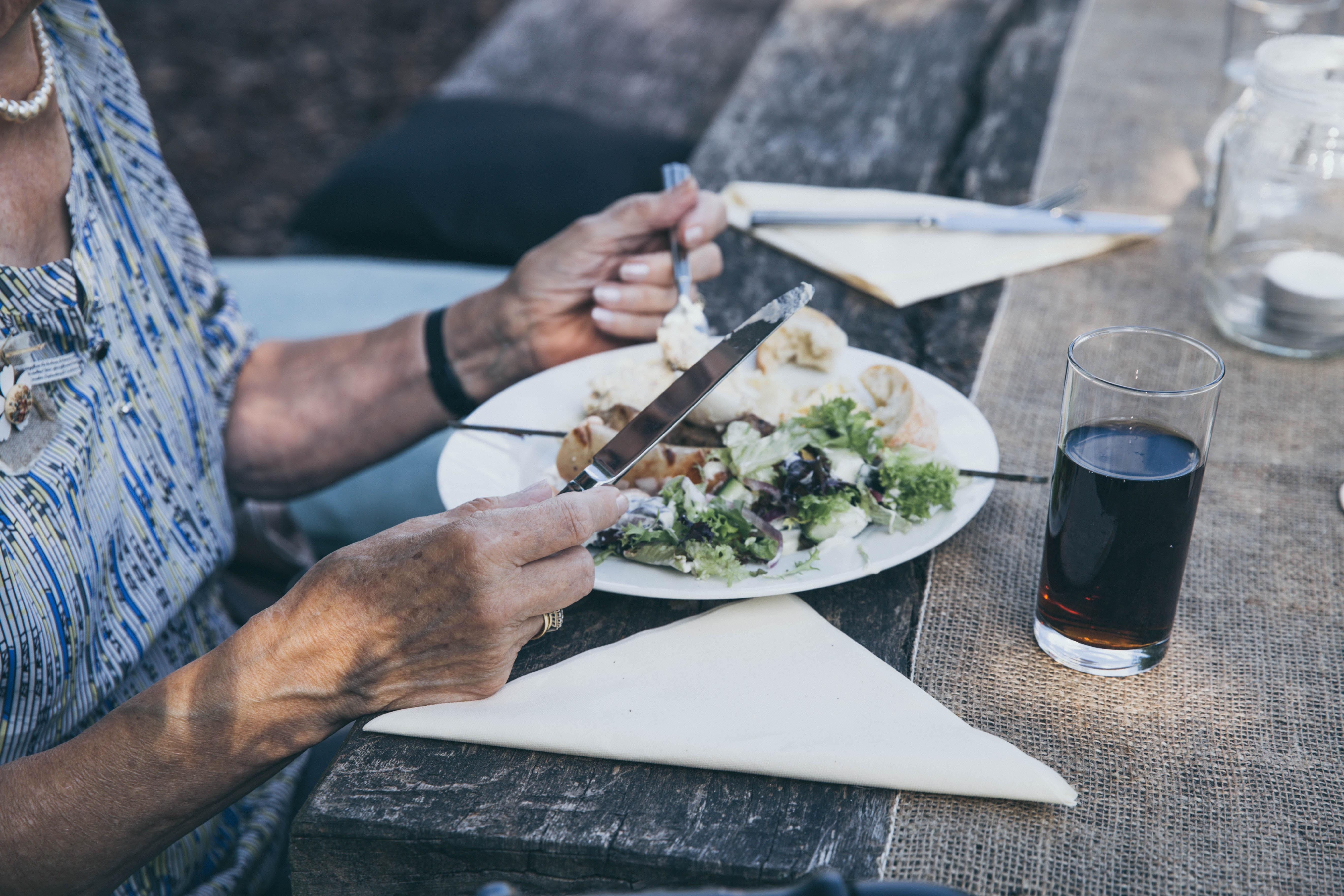 Alimentación y desnutrición en las personas mayores