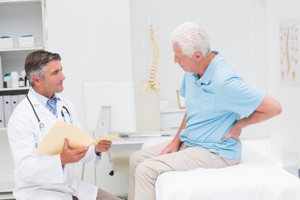 Tratamiento del dolor en personas mayores