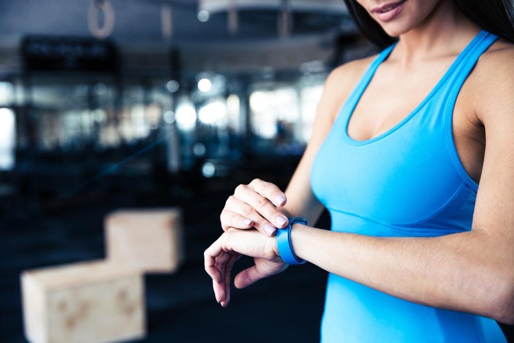 Pon un wearable saludable en tu vida
