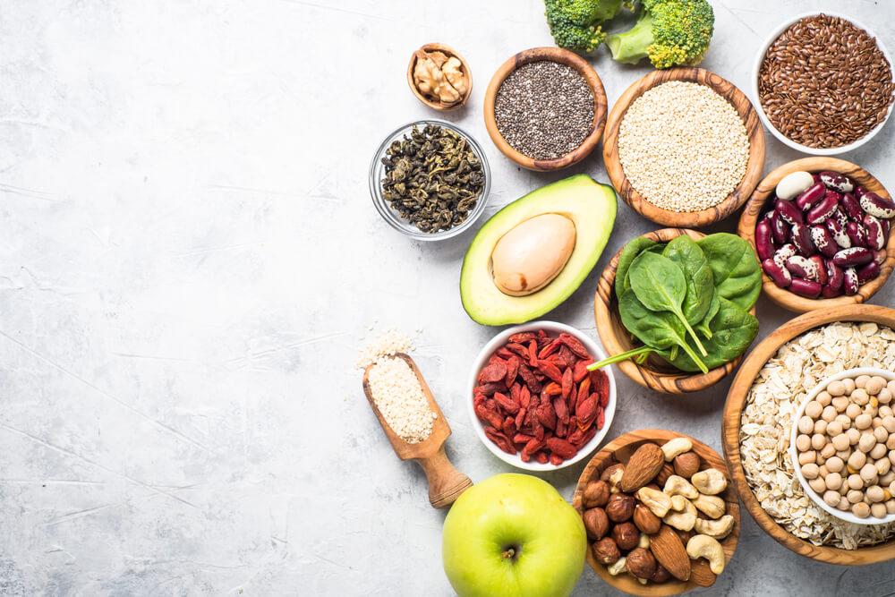 10 alimentos saludables y recomendables para tu dieta
